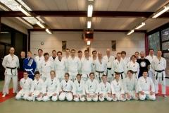 Brazilian Jiu-Jitsu stage